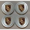 986/996 Porsche Crest Center Wheel Caps