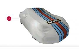 Porsche Martini Racing Indoor Car Cover