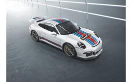 Porsche Martini Racing Decal