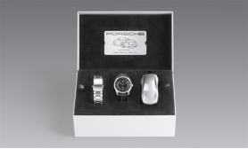 Premium Classic Automatic Porsche Watch Set