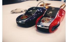 Porsche Lacquered Key Caps
