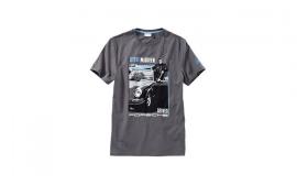 Porsche Steve McQueen T Shirt Ed. 2