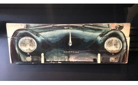 Porsche 356 Grill