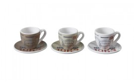 Porsche Espresso set no. 7 - Limited Edition