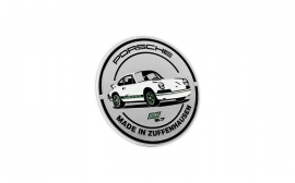 Porsche Carrera RS 2.7 Girill Badge *Limited Edition*