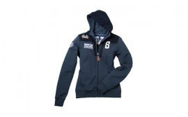 Porsche Martini Racing Ladies Sweat Jacket