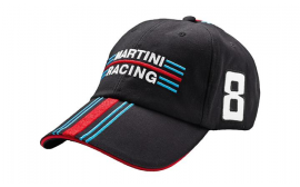 Porsche Martini Racing Cap