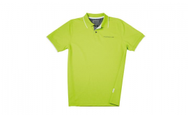 Porsche Sport Polo- Acid Green