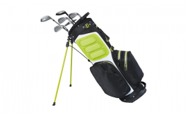 Porsche Golf Bag- Acid Green