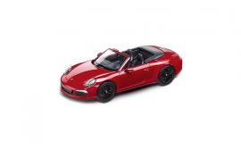 Porsche 911 Carrera GTS Cabriolet 1:43