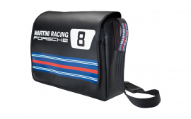 Porsche Martini Racing Messenger Bag