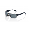 Porsche Design Sport Sunglasses, Dark Gun/Blue