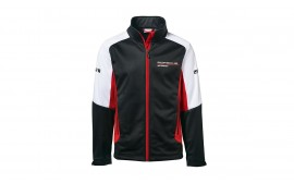 Porsche Soft Shell Motorsports Men's Jacket