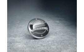 Porsche Fuel tank cap in Aluminum Look