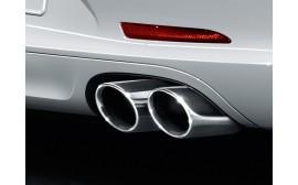 Porsche C2/C4 Sports Tailpipes