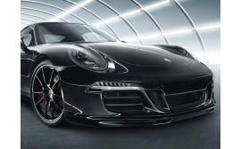 Porsche 991 Bi-Xenon Headlights in Black