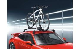 Porsche Bicycle Rack