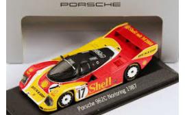 Porsche MODEL CAR 962* 1:43 SCALE.