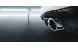 Porsche Boxster/Cayman Sport Exhaust System W/O Sport Tailpipes