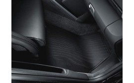 Porsche All-Weather Floor Mats