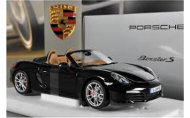 Porsche MODEL CAR BOXSTER S 1:18
