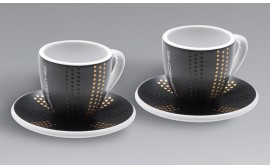Porsche Limited Edition 911 Espresso Cups - Set of Two
