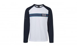 Porsche Martini Racing Long Sleeve T-Shirt