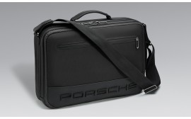 Porsche 2-in-1 Messenger Bag & Backpack