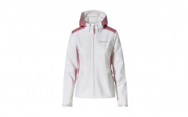 Taycan Collection White/Rose Women's Jacket