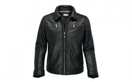 Porsche F.A Porsche 75 Years Leather Jacket