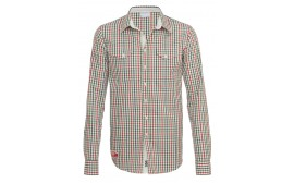 Porsche Retro Checked shirt