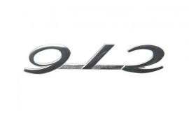 Porsche Emblem 912