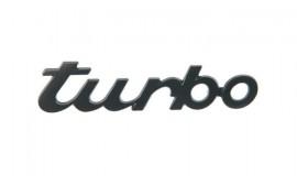 Porsche Emblem-Turbo