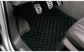 Porsche Cayenne Ed. 1 All-Weather Floor Mats