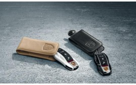 Porsche Leather Key Case
