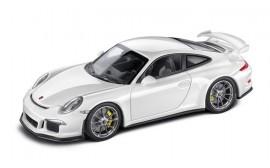 Porsche MODEL CAR 911 GT3 WHITE