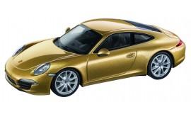 Porsche Model Car 911 Carrera S Gold