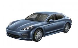 Porsche Model Car Panamera 4S 1:43