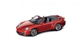 Porsche MODEL CAR 911 TURBO CABRIOLET 2ND GEN