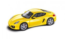 Porsche Model Car Cayman S 1:43