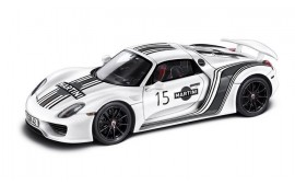 Porsche 918 Spyder prototype 1:43