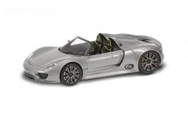Porsche MODEL CAR 918 SPYDER 1:43