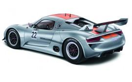Porsche MODEL CAR 918 SPYDER RSR 1:18