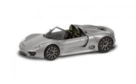 Porsche MODEL CAR 918 SPYDER 1:18
