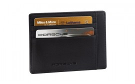 Porsche Crest Credit Card Case