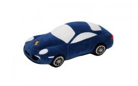 Porsche Plush Porsche- 991 Blue