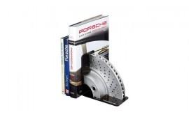 Porsche Brake Disk Bookend