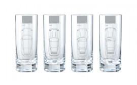 Porsche Long drink glass set