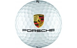 Porsche Golf Ball Set