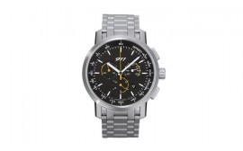 Porsche 911 Classic Chronograph, Stainless Steel